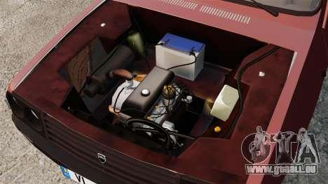 Dacia 1310 Sport v1.1 pour GTA 4 est un côté