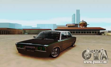 VAZ 2106 Zielonka pour GTA San Andreas