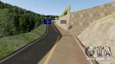 Nouvel emplacement Hakone pour GTA 4 secondes d'écran