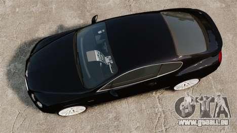 Bentley Continental GT Imperator Hamann EPM pour GTA 4 est un droit