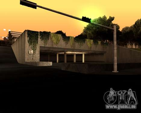 Satanic Colormode pour GTA San Andreas cinquième écran