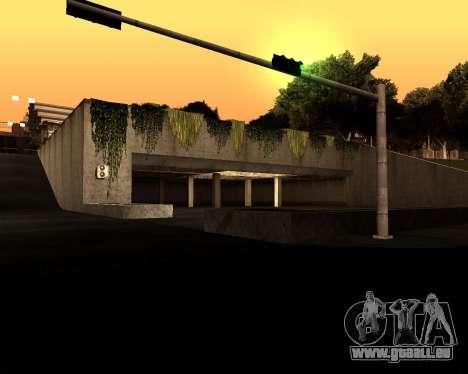 Satanic Colormode für GTA San Andreas fünften Screenshot