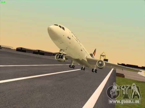 McDonell Douglas DC-10 Philippines Airlines pour GTA San Andreas
