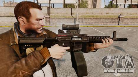 Ares Shrike für GTA 4