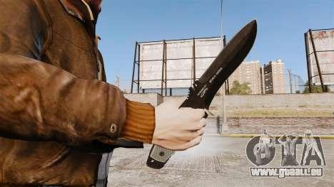 Taktische Messer-v5 für GTA 4