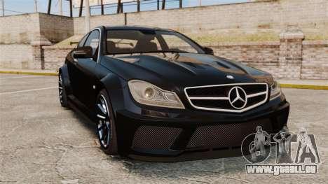Mercedes-Benz C63 AMG BSAP (C204) 2012 pour GTA 4