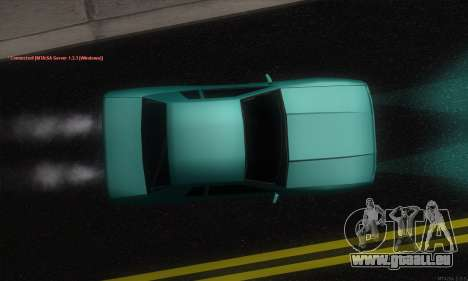 Elegy Edit für GTA San Andreas rechten Ansicht
