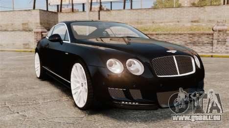 Bentley Continental GT Imperator Hamann EPM pour GTA 4