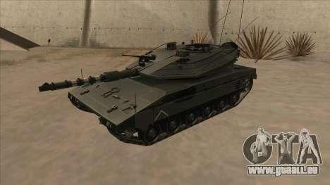 Merkava IV pour GTA San Andreas