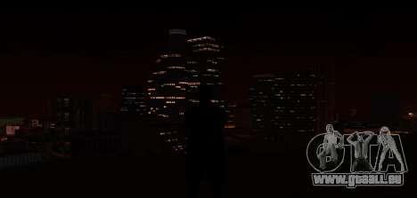 ENB Graphic Mod pour GTA San Andreas neuvième écran