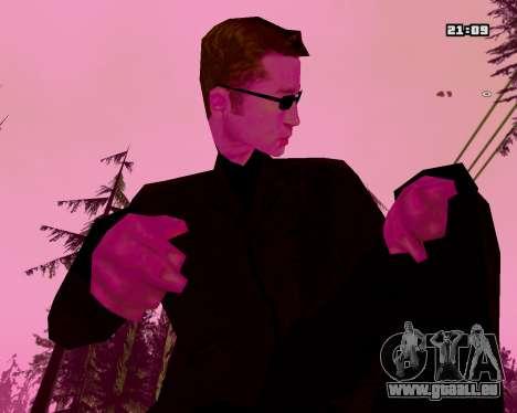 Pink NarcomaniX Colormode für GTA San Andreas dritten Screenshot