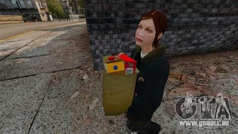 Neue Lebensmittel für GTA 4 dritte Screenshot