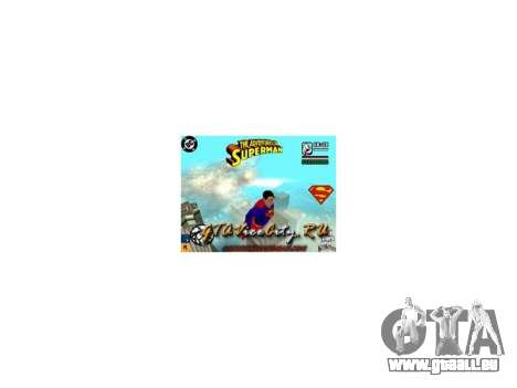 Mod Superman San Andreas für GTA San Andreas
