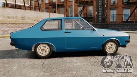 Dacia 1310 Sport v1.2 pour GTA 4 est une gauche
