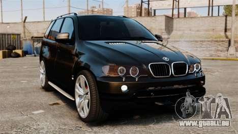 BMW X5 4.8iS v1 pour GTA 4