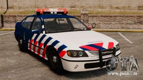 La police militaire néerlandaise pour GTA 4