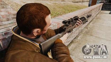 M21 sniper rifle v1 pour GTA 4 secondes d'écran
