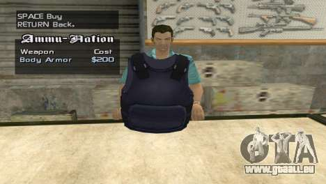 Full Weapon Pack pour GTA San Andreas huitième écran