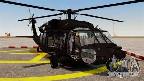 Sikorsky MH-60L Black Hawk für GTA 4