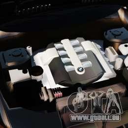BMW X5 4.8iS v1 für GTA 4 Innenansicht