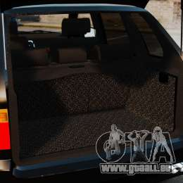 BMW X5 4.8iS v1 pour GTA 4 est un côté