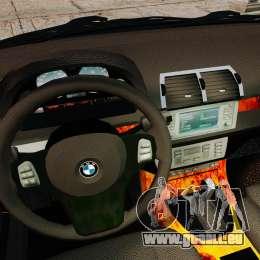 BMW X5 4.8iS v1 für GTA 4 obere Ansicht