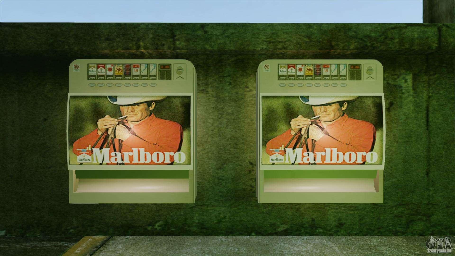 Zigaretten Automaten Hack