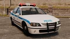 Montreal Polizei v2