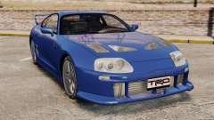 Toyota Supra MKIV TRD 1995 pour GTA 4