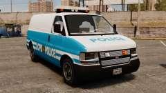 LCPD Police Van