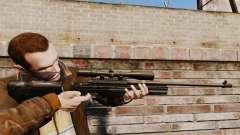 Fusil de précision Sako TRG-42