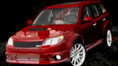 Subaru Forester RRT Sport 2008 v2.0