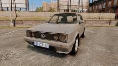 Volkswagen Citi Golf Velociti 2008