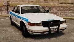 Montreal police v1