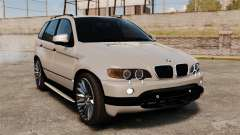 BMW X5 4.8iS v2 für GTA 4