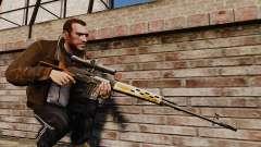 Dragunov Scharfschütze-Gewehr-v4