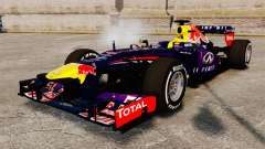 Voiture, Red Bull RB9 v4