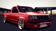 Nissan Frontier D22