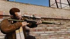 Dragunov Scharfschütze-Gewehr-v3