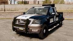 Ford F-150 De La Policia Federal [ELS & EPM] v3