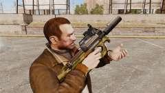 Belge FN P90 pistolet mitrailleur v5