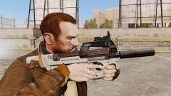 Belge FN P90 pistolet mitrailleur v3