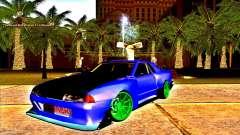 Elegy Drift für GTA San Andreas
