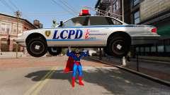 Skript für Superman