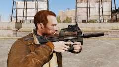 Belge FN P90 pistolet mitrailleur v1