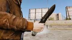 Couteau tactique v5