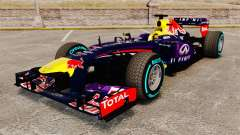 Voiture, Red Bull RB9 v1