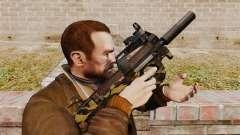 Belgische FN P90 Maschinenpistole v6