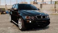 BMW X5 4.8iS v1 für GTA 4