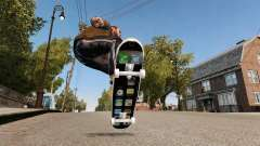 Skateboard iPhone pour GTA 4